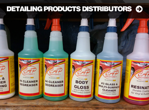 Detailing Products Distributors